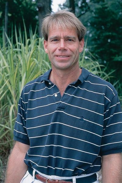 Dave MacKenzie founder of Hortech, LiveWall, LiveRoof