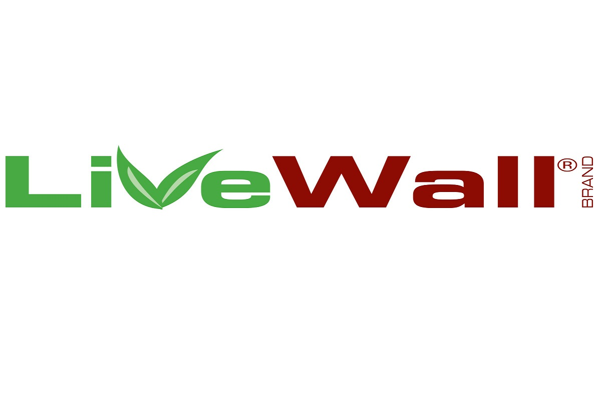The LiveWall logo.