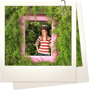 Frame Yourself with Plants