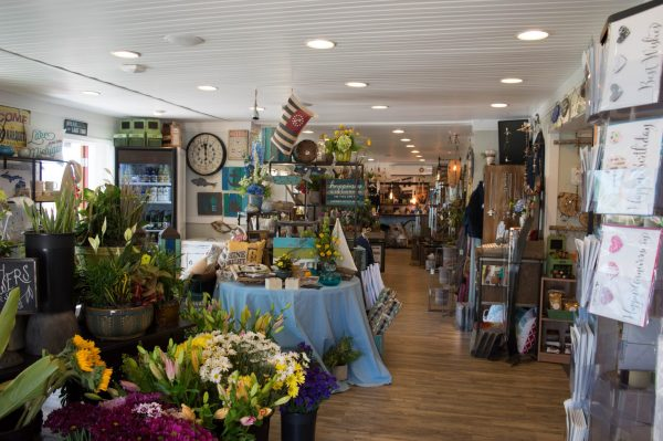 Wasserman's Flower and Gift Store.