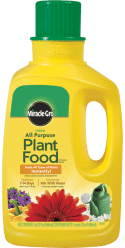 Miracle-Gro Liquid Plant Food Fertilizer