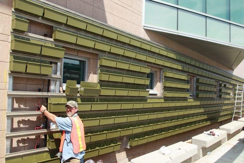 Green Wall Planter Installation Instructions