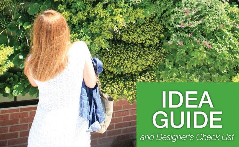 Request a Copy of the LiveWall Idea Guide & Designer's Checklist