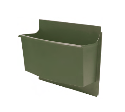 LiveWall Large Size Planter in Sage Color
