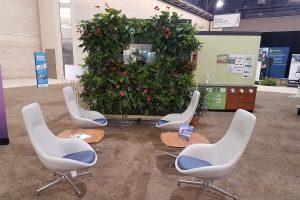 NBC Retail Environments Indoor Tropical Plant Wall