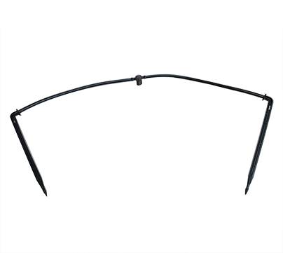 LiveWall drip emitter assemblies are used primarily on indoor projects, may be used outdoors.