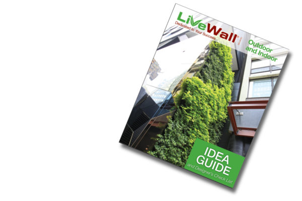 Thumbnail of the LiveWall Idea Guide document